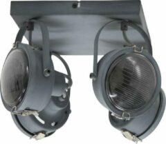 Grijze KS Verlichting Satellite 4 Plafondlamp/Wandlamp
