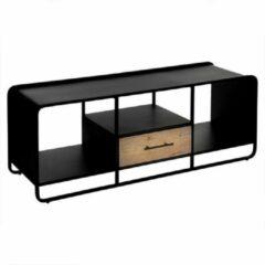 Zwarte Merkloos / Sans marque Eazy Living TV-meubel Rocco