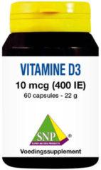 SNP Vitamine D 400IE 10 mcg 60 Capsules