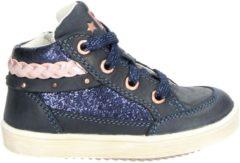 Orange Babies meisjes sneaker - Blauw - Maat 22