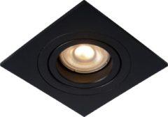 Lucide TUBE Inbouwspot - GU10 - Zwart