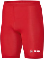 Rode Jako Tight Basic 2.0 Junior Sportbroek - Maat 152 - Unisex - rood