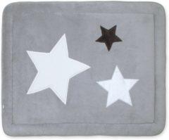 Grijze Baby Boum Park tapijt 75*95 softy STARY 92 grizou