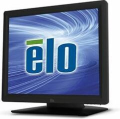 Zwarte Elo Touch Solution ET1717L-8CWB-0-BL-ZB-G Desktop