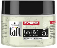 Schwarzkopf Taft Styling Freezing Gel Extreme gel - 6x 200ml multiverpakking