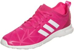 Rosa Adidas Originals ZX Flux Smooth Sneaker Damen
