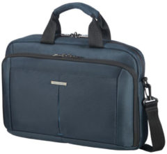 Blauwe Samsonite Laptopschoudertas - Guardit 2.0 Bailhandle 13.3 inch Blue