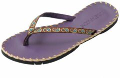 Paarse Yoga sandals - purple Slippers YOGISTAR