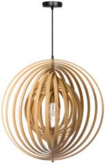 ETH verlichting Hanglamp Woody hout instelbaar