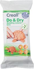 Hasbro Creall Boetseerpasta Do & Dry terracotta pak van 500 g