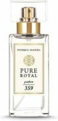Federico Mahora Parfum Pure Royal 359 Women & reisatomizer Brown