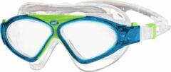 Blauwe Zoggs Tri Vision Mask junior