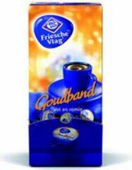 Friesche Vlag | Goudband | Volle Melkcups 400 stuks