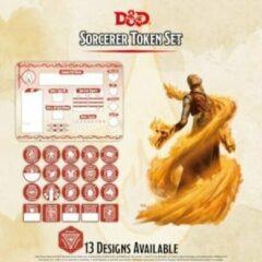 Gale Force Nine D&D Token Set: Sorcerer