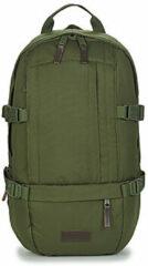 Groene Eastpak Floid rugzak 15.6 inch mono jungle