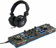 Hercules DJ Control Starlight + DJ hoofdtelefoon