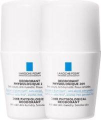 La Roche-Posay Fysiologische 24U Deodorant gevoelige huid - 2x150ml