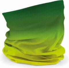 Groene Beechfield Morf ,faceshield,bandana