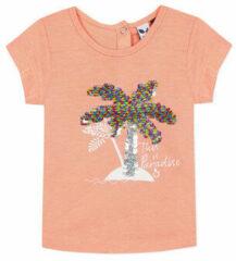 Oranje Kleding T-Shirt 3Q10122 by 3 Pommes