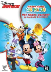 Kolmio Media Mickey Mouse Clubhouse - Het Grote Concert | DVD