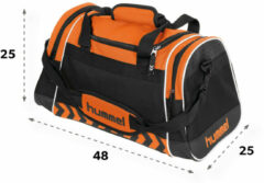 Oranje Hummel Sheffield bag 184833-3000