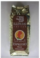 Illimani Inca espresso bonen 250 Gram