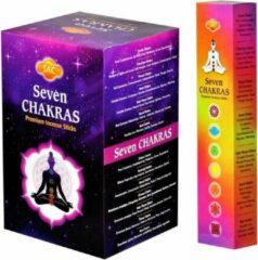 SAC Seven Chakras wierookstokjess