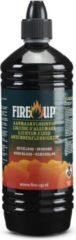 Fire-Up Aanmaakvloeistof voor Barbecue en Kachel 1 liter – Voordeelbundel 2 stuks