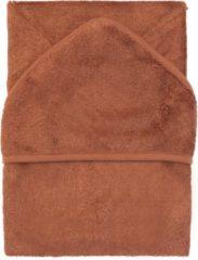 Bruine Timboo XL badcape - hazel brown