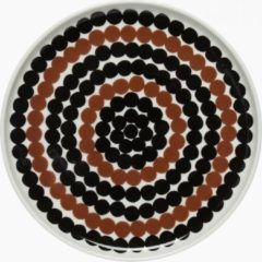 Bruine Marimekko - Siirtolapuutarha - Bord - 20cm - Multicolor - Gestipt