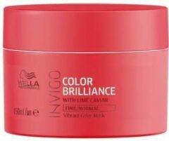 Wella Invigo Color Brilliance Vibrant Color Mask For FineNormal Hair 150 ml