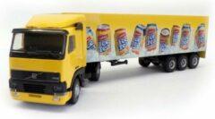 Ice Tea Volvo Truck met trailer – Lion Toys 1:50 - Modelauto - Schaalmodel - Miniatuurauto - Model auto