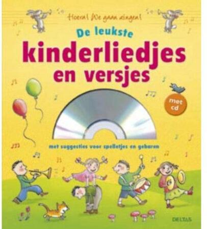 Afbeelding van De Leukste Kinderliedjes En Versjes