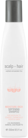 Afbeelding van Nak - Scalp to Hair - Moisture-Rich Shampoo - 250 ml