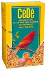 Rode Cédé Cede Eivoer - Rood - 1000 Gr - Vogelvoer
