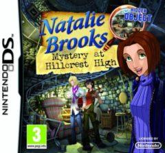 Media Sales & Licensing Natalie Brooks - Mystery At Hillcrest High