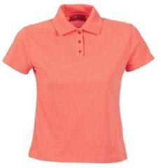 Oranje Polo Shirt Korte Mouw BOTD ECLOVERA