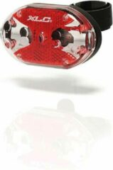 XLC Thebe Fiets Achterlicht - 5 Led - Rood