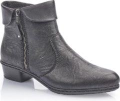 Zwarte Rieker enkellaars, Lage schoenen, Dames, Maat 42, Overig