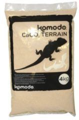 Witte Komodo Caco Zand - Wit - 4 kg