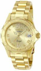 Gouden Invicta Angel 14397 quartz Dameshorloge - 38mm