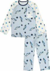 Blauwe Claesen's pyjama jongen Cars Stars 128-134