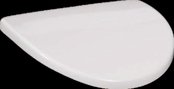 Afbeelding van Witte Villeroy & Boch Villeroy en Boch Omnia Compact deksel voor wandurinoir wit 88476101