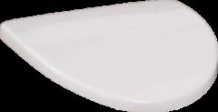 Witte Villeroy & Boch Villeroy en Boch Omnia Compact deksel voor wandurinoir wit 88476101