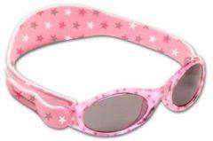 Baby Banz Dooky BabyBanz - Zonnebril - 0-2 jaar - Pink Star