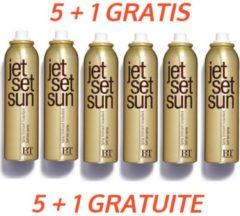 Jet Set Sun 5 + 1 Gratis Instant Bronzer Self Tanning Mist - Zelfbruiner