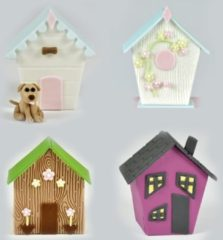 Witte FMM Sugarcraft FMM More than a Bird House Cutter