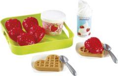 Boeketbinderij.be Ecoiffier 100% Chef Aardbeien met Dienbland