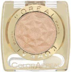 Beige L'Oréal Paris L'Oréal Color Appeal Oogschaduw - 23 Golden Shimmer