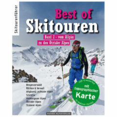 Panico Alpinverlag - Best of Skitouren Band 2 - Skitouren - Skitourgidsen 1. Auflage 2015